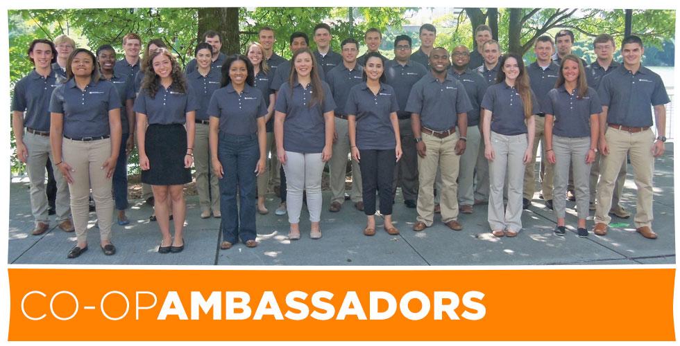 Co-op Ambassador Group Shot