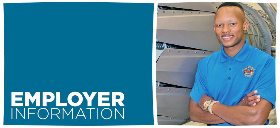 Employer Information Header