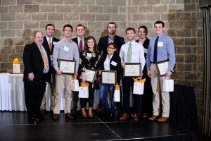 Graduating Professional Practice Ambassadors